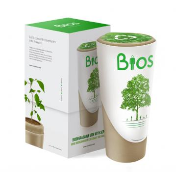 BIOS Urne - Life after life through nature (2,5 l)